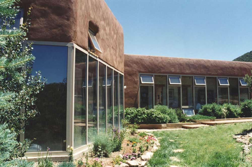 Neelley Passive Solar Residence